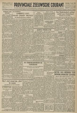 Provinciale Zeeuwse Courant 1946-06-15