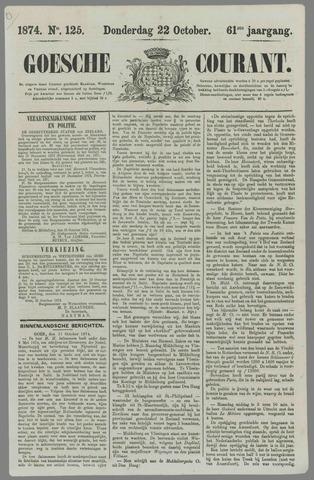 Goessche Courant 1874-10-22