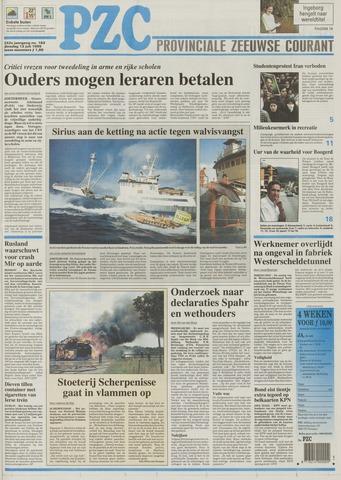 Provinciale Zeeuwse Courant 1999-07-13