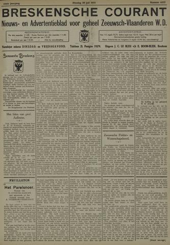 Breskensche Courant 1935-07-30