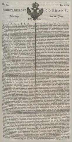 Middelburgsche Courant 1777-06-21
