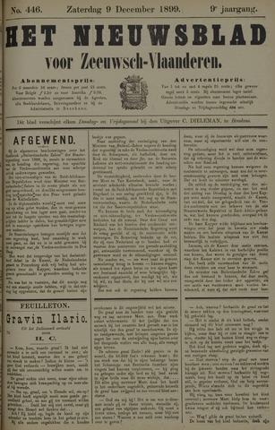 Nieuwsblad voor Zeeuwsch-Vlaanderen 1899-12-09