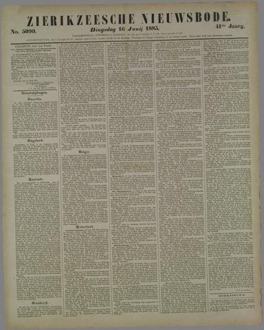 Zierikzeesche Nieuwsbode 1885-06-16
