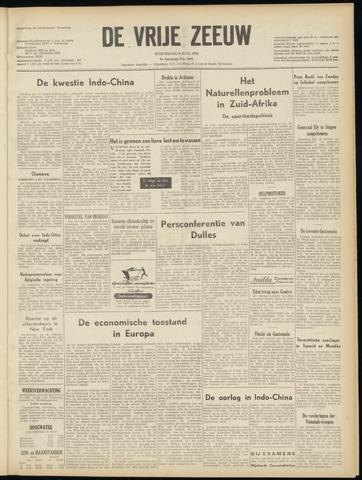de Vrije Zeeuw 1954-06-09