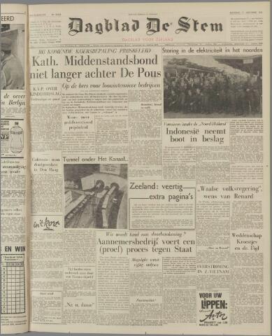 de Stem 1961-10-17