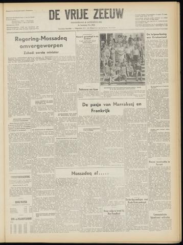 de Vrije Zeeuw 1953-08-20