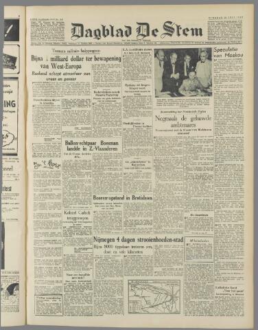 de Stem 1949-07-26