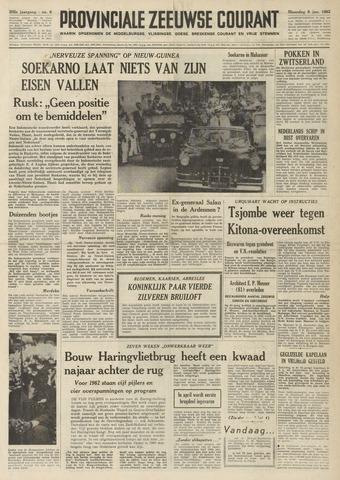 Provinciale Zeeuwse Courant 1962-01-08
