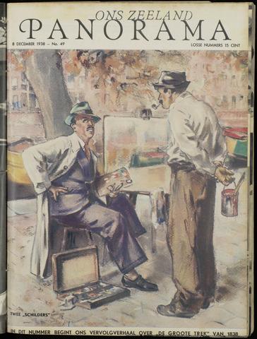 Ons Zeeland / Zeeuwsche editie 1938-12-08