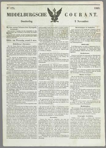 Middelburgsche Courant 1865-11-02