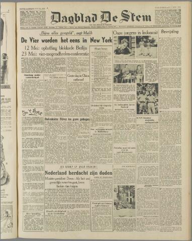 de Stem 1949-05-05