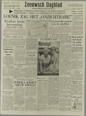 Zeeuwsch Dagblad 1959-10-07