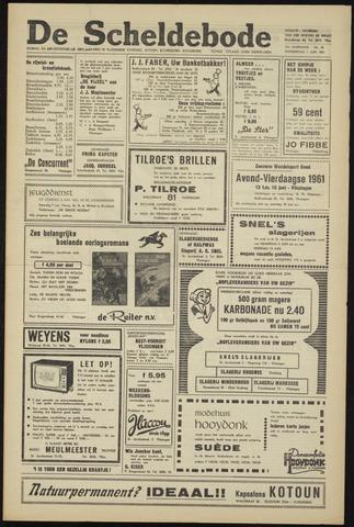 Scheldebode 1961-06-01
