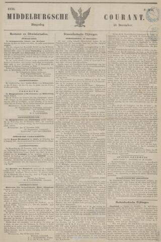 Middelburgsche Courant 1852-12-28