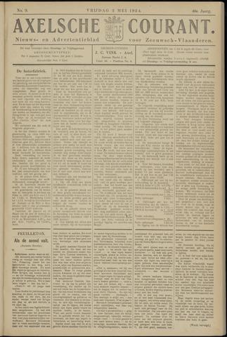 Axelsche Courant 1924-05-02