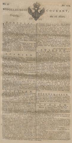Middelburgsche Courant 1776-03-26