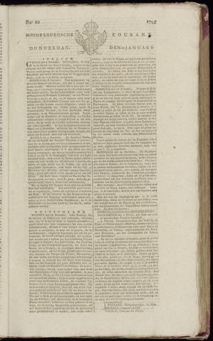 Middelburgsche Courant 1795-01-22