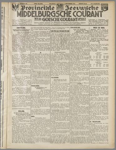 Middelburgsche Courant 1933-09-04