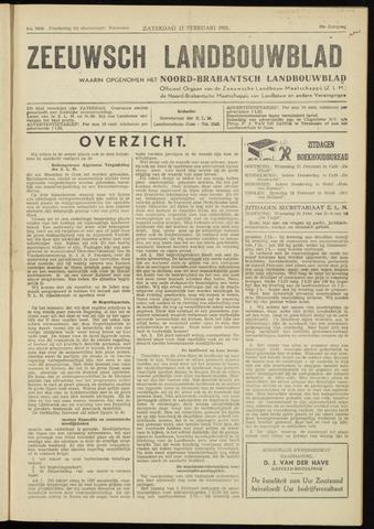 Zeeuwsch landbouwblad ... ZLM land- en tuinbouwblad 1951-02-17