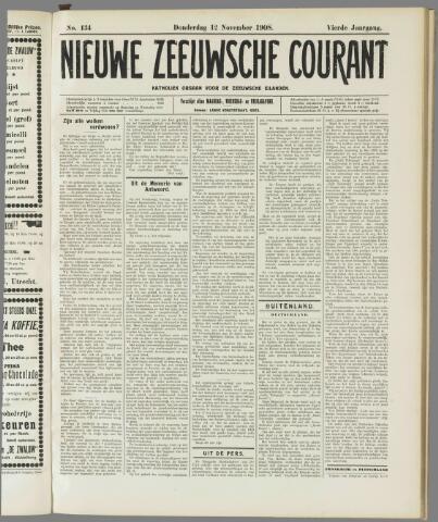 Nieuwe Zeeuwsche Courant 1908-11-12