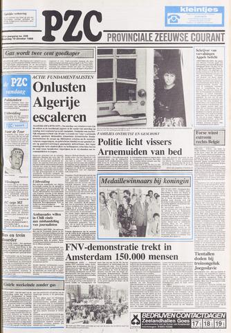Provinciale Zeeuwse Courant 1988-10-10