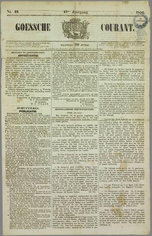 Goessche Courant 1856-06-30