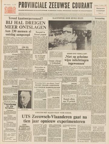 Provinciale Zeeuwse Courant 1967-10-17