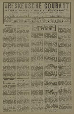 Breskensche Courant 1928-04-28