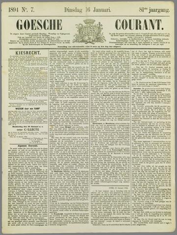 Goessche Courant 1894-01-16