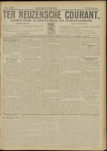 Ter Neuzensche Courant. Algemeen Nieuws- en Advertentieblad voor Zeeuwsch-Vlaanderen / Neuzensche Courant ... (idem) / (Algemeen) nieuws en advertentieblad voor Zeeuwsch-Vlaanderen 1915-05-29