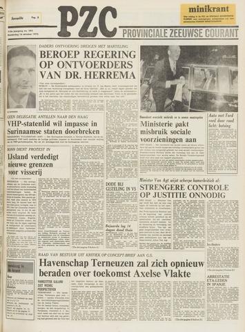 Provinciale Zeeuwse Courant 1975-10-16