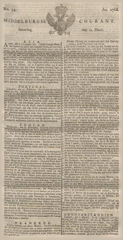 Middelburgsche Courant 1768-03-19