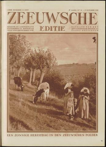 Ons Zeeland / Zeeuwsche editie 1930-10-17