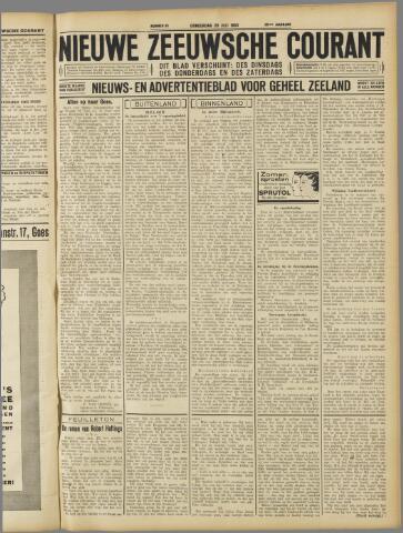 Nieuwe Zeeuwsche Courant 1933-07-20