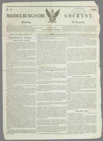 Middelburgsche Courant 1861-01-12