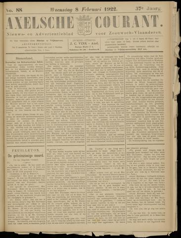 Axelsche Courant 1922-02-08