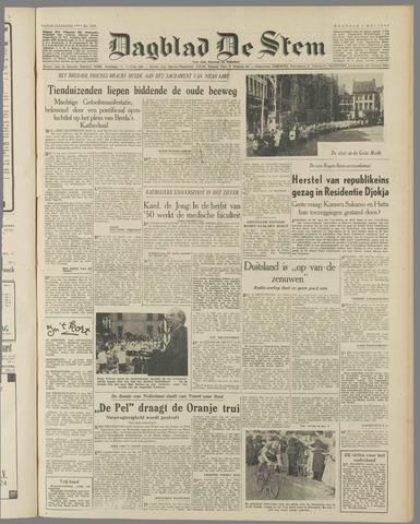 de Stem 1949-05-09