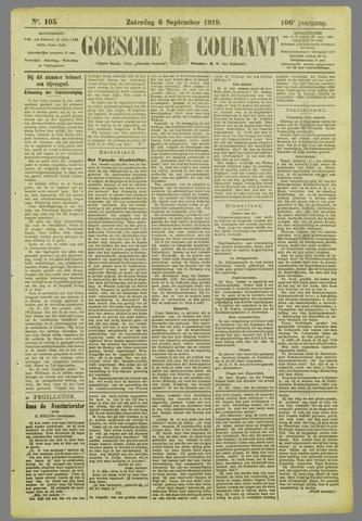 Goessche Courant 1919-09-06