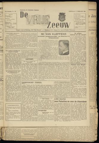 de Vrije Zeeuw 1946-02-27