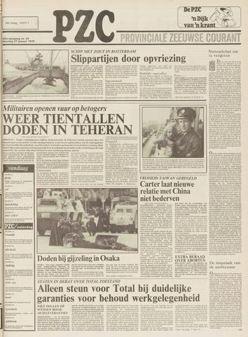 Provinciale Zeeuwse Courant 1979-01-27