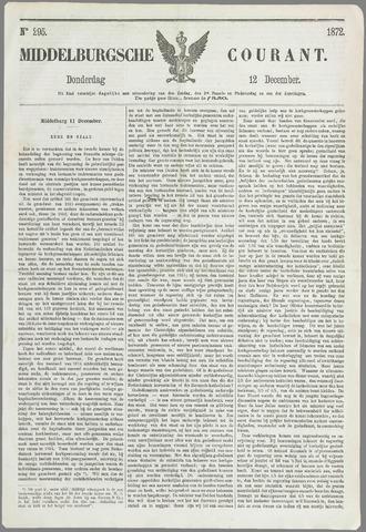Middelburgsche Courant 1872-12-12