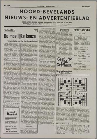 Noord-Bevelands Nieuws- en advertentieblad 1982-12-02