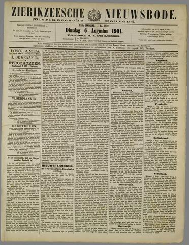 Zierikzeesche Nieuwsbode 1901-08-06