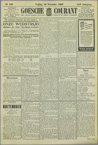 Goessche Courant 1927-11-18