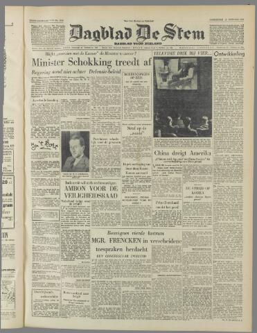 de Stem 1950-10-12