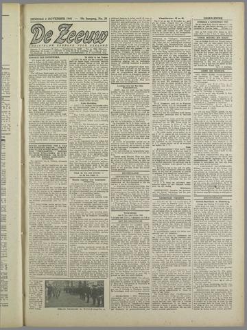 De Zeeuw. Christelijk-historisch nieuwsblad voor Zeeland 1943-11-02