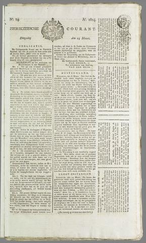 Zierikzeesche Courant 1824-03-23