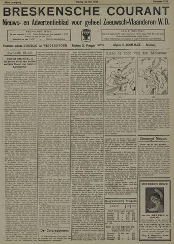 Breskensche Courant 1936-05-22