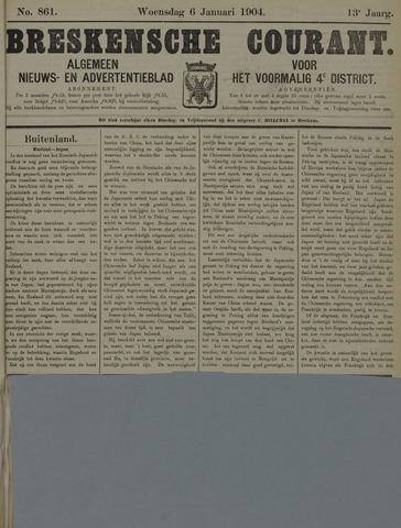 Breskensche Courant 1904-01-06