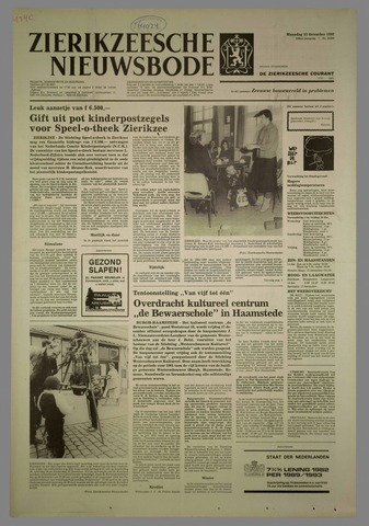 Zierikzeesche Nieuwsbode 1982-12-13